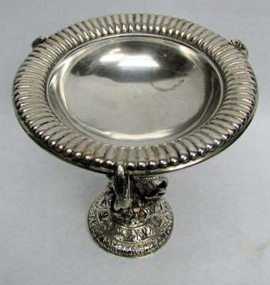 Classical Museum Recreation Of Ancient Greece Athos Sterling Silver Serpent Dish