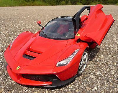 Elektrisches Spielzeug RC Modell La FERRARI Länge 34cm mit Licht Ferngesteuert 40MHz 404130