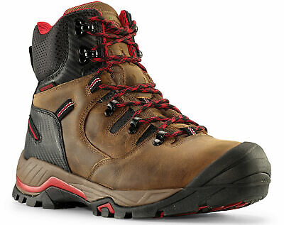 Maelstrom® Zion Men's 6''  Waterproof Work Boots for Construction Utility Safety 3