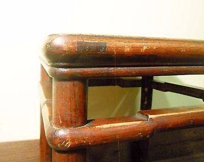 Antique Chinese Ming Meditation Bench (5791), Circa 1800-1849 3