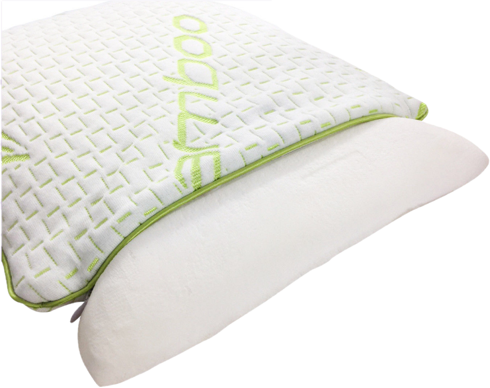 Bamboo Standard Memory Foam Cot Pillow Bed Baby Soft Toddler Sleeping Kid Pack 4 4