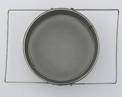 Double Honey Strainer/ Filter - Stainless Steel - Beekeeping Equipment - Sieve