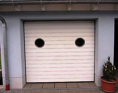 Bullauge 35cm echt Edelstahl Türfenster Türbullauge Rundfenster Wombalook 7