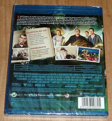 Pesadillas Blu-Ray Nuevo Precintado Aventuras Comedia Familiar (Sin Abrir) R2 2