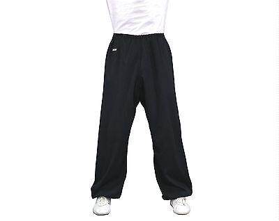 Kwon Kung Fu, Wu Shu, Wing Tsun, Tai Chi Hose.Kampfsport, Gummiband an d. Beinen
