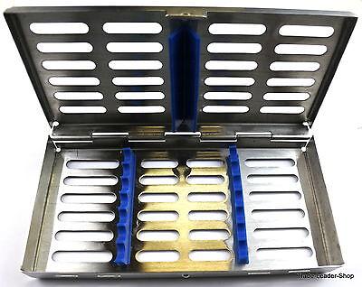 Sterilisationsbehälter 7 Instrumente Aufbewahrung Sterilcontainer Dental Box 2