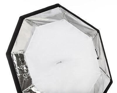 150cm Octabox & Grid | Bowens | LuxLight® | Photo Studio Flash Softbox Octobox 11