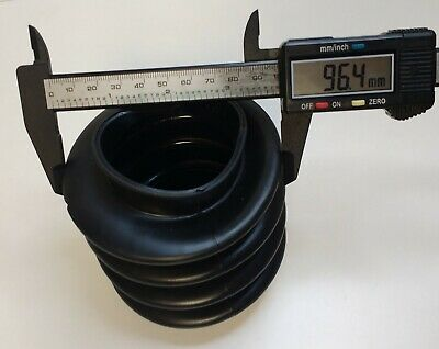 Maypole Bradley Trailer Bellows Hitch No Bolt Cover H09-H26, Eh09-Eh27 Mp2034B 7
