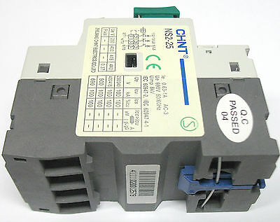 Manual Motor Starter Disconnect Switch 13-18 Amp 120 230 460 Volt 1-3 phase