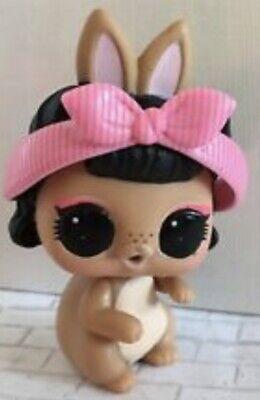 LOL Surprise PETS ShortStop Bunny Confetti Pop Dolls Pet Short Stop Hop Rabbit 8