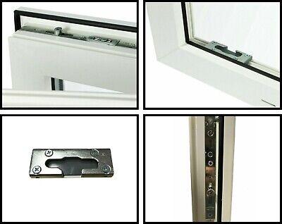 Kellerfenster Kunststoff Fenster 2 3 verglast Weiß Anthrazit Lager - ALLE GRÖßEN 3