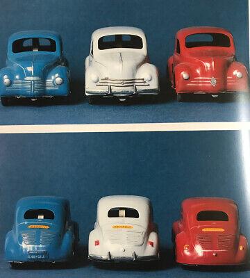 Clef pour Jouets CIJ Autocar Renault 4cv Celtaquatre Nerva Vivagrandsport  ADTD