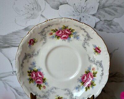 Vintage Royal Albert England TRANQUILITY Tea Cup Teacup Saucer Set, bone china 8