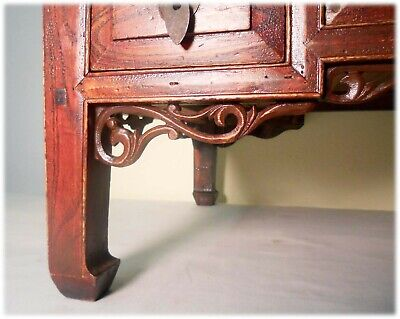 Antique Ming Coffee Table (3233), Zelkova Wood, Circa 1800-1849 6