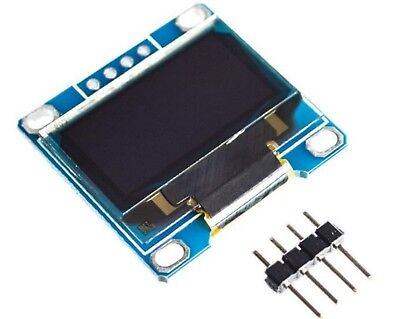 OLED Display 128X64 OLED LCD LED Display Module For Arduino I2C IIC SPI Serial 3