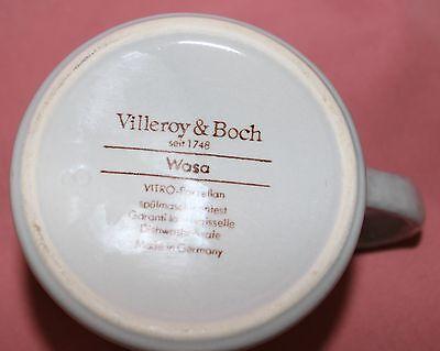 VILLEROY BOCH V&B Wasa Milchkännchen G3 HaAusg 8 Sahnekännchen Milchgießer 20190 3