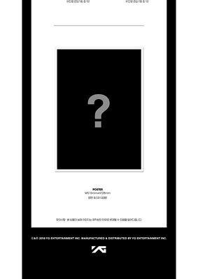 BIGBANG [MADE] THE FULL ALBUM CD+Photobook+Member Paper+Card+PuzzleTicket SEALED