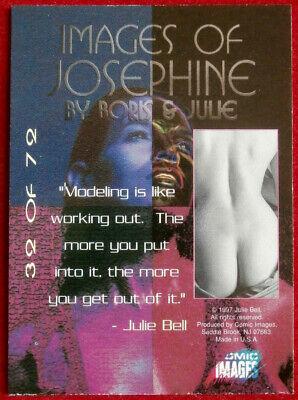 IMAGES OF JOSEPHINE - Individual Card #32 - Comic Images - Fantasy Art - 1997 2