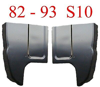 94 04 S10 Extended Rocker Set Chevy GMC Goes Into Jambs 1.2MM Thick!!