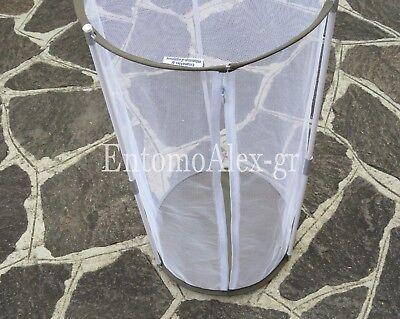Gabbia rete POPUP 30x60 allevamento insetti stecco mantidi farfalle entomologia 4