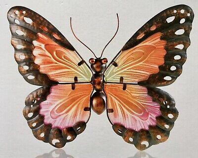 Deko Schmetterling 37 cm gross für Innen und Aussen