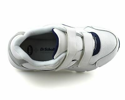 Men/'s Dr Scholl/'s EEE Wide Fit Touch Strap Trainers Gym Comfort Shoes RRP £69.99