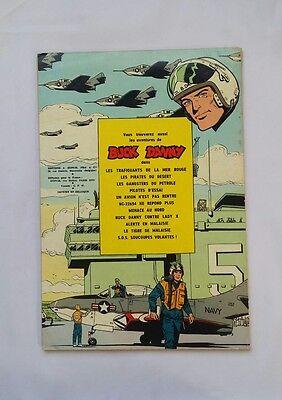 BD - Buck Danny Un prototype a disparu 21 / EO 1960 / HUBINON & CHARLIER 2