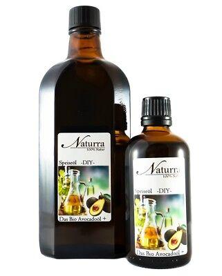 Bio Avocadoöl nativ kaltgepresst -DIY- + veredelt mit einem weiteren Bio Öl Wahl 4