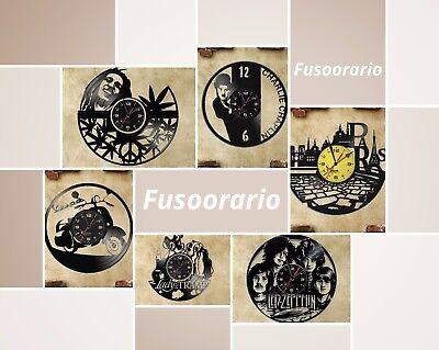 Orologio disco vinil clock orologio da parete coca cola 2 2