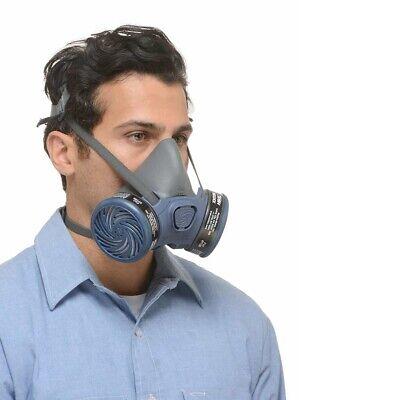 Moldex 7000 Series Half Face Respirator Mask with Cartridge Option 5