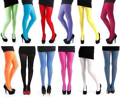 Colourful Stripy 50 Denier Opaque Tights Pamela Mann Twickers Stripe Tights