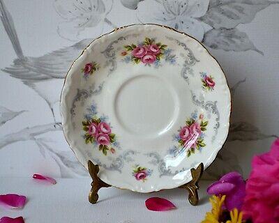 Vintage Royal Albert England TRANQUILITY Tea Cup Teacup Saucer Set, bone china 7