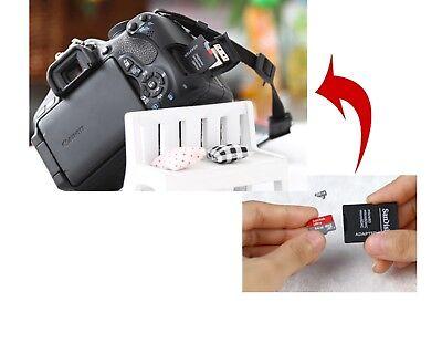 SanDisk Micro SD Card 16G 32G/64G/128G/200GB Class 10 SDHC SDXC Memory Card AU 3