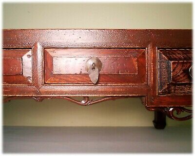 Antique Ming Coffee Table (3233), Zelkova Wood, Circa 1800-1849 4