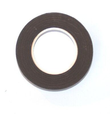 12 Reels Of Brown Floral Florist Tape Waterproof Buttonholes Stemwrap 2