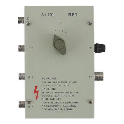 0.15-30MHz AK 101 AK101 Junction Box GDR RFT MESSELEKTRONIK 2