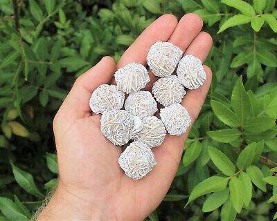 1/4 lb Bulk Desert Rose Selenite Stones Crystal Healing Bud (Love Stone) 4 oz 3