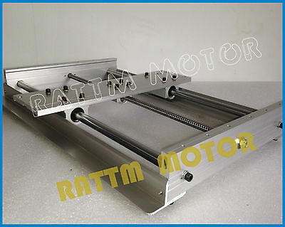 3040 300W Spindle Ball Screw Desktop CNC Router Milling Engraving Machine Frame 12