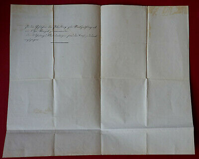 1865 Pharmazie-Zeugnis 2