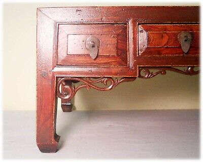Antique Ming Coffee Table (3233), Zelkova Wood, Circa 1800-1849 2