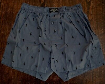 Polo Ralph Lauren mens underwear boxers 7 prints Pony classic fit FREE SHIP  NWT 4