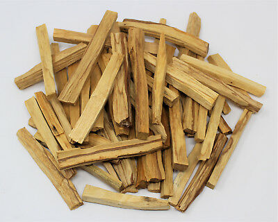5 Stick Lot of Palo Santo Wood (Incense Smudging Cleansing Blessing) 4