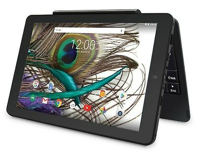 """VENTURER RCA SATURN PRO 10.1"""" HD 32gb Android 6 Tablet Laptop GPS Bluetooth HDMI 2"""