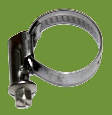 Norma Stainless Steel Hose Clamp / Worm Drive 50-70Mm