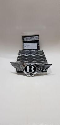 Bentley Continental Gt Gtc Radiator Grill Emblem 2015 Onwards 3