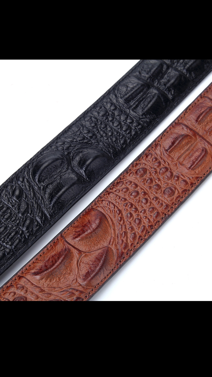 Luxury Womens Designer Leather Belts For Women Ladies Girls Belt Gold Colour 8