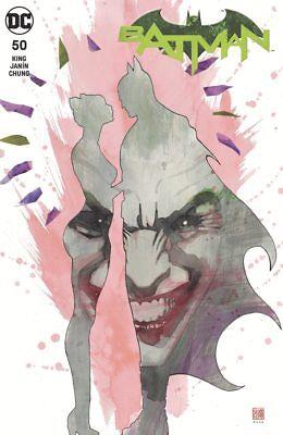 Batman #50 Surprise Comics Exclusive Cover by David Mack