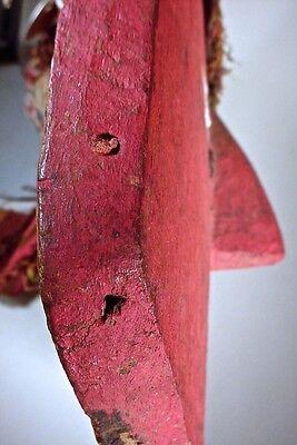 Pre-Columbian Chancay Mask & Headband Ex: Sotheby's
