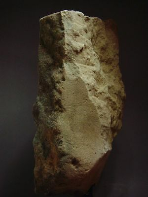 KHMER SANDSTONE TEMPLE GODDESS 'APSARA' STONE RELIEF FRAGMENT ANGKOR THOM 13th C 7