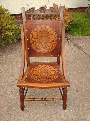 Antique Bedroom / Nursing  Chair 2